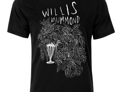 WD - Flower T-Shirt (Black) main photo