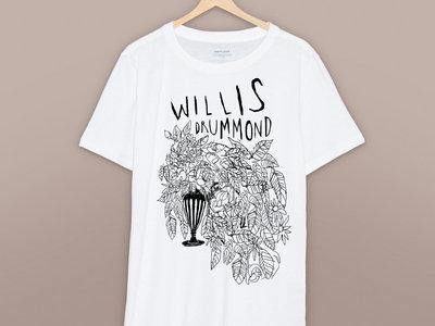 WD - Flower T-Shirt (White) main photo