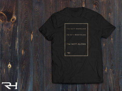 """Not Alone"" T-Shirt main photo"