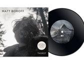 """Lausch / Matt Boroff - Split 7"""" photo"""