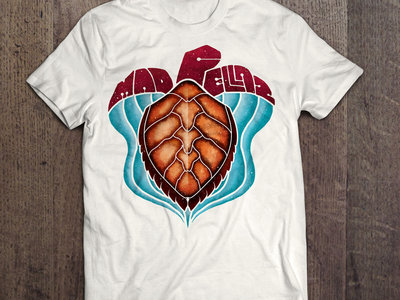 "T-Shirt ""The Turtle"" main photo"