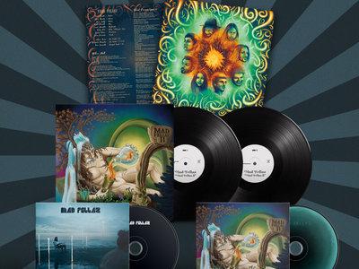 "2LP Vinyl ""Mad Fellaz II"" + 1 Digipak main photo"