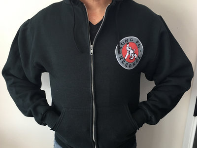 Classic Kung Fu Records Hoodie - New CD Sampler Included!! main photo