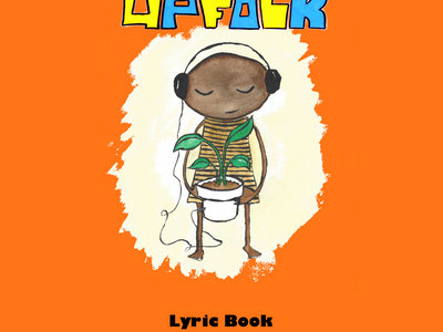 Upfolk 1 Lyric Book main photo