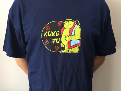 Kung Fu Records How Long T-Shirt - Includes New CD Sampler with Purchase main photo