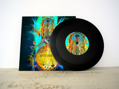 Becoming Rainbow - Limited Edition 7'' Vinyl main photo