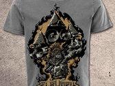 Hologram Design T-shirt photo