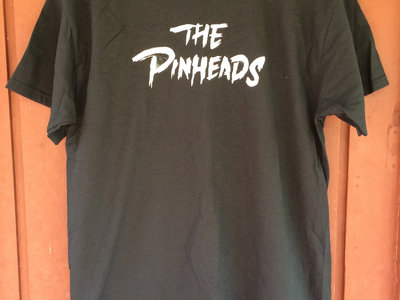 The Pinheads Black Tee main photo