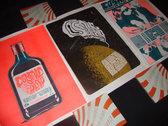 Discount Tour Poster Bundle (x3 - A3 Risograph Prints) photo