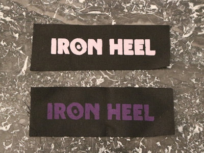 Iron Heel Logo Patch main photo