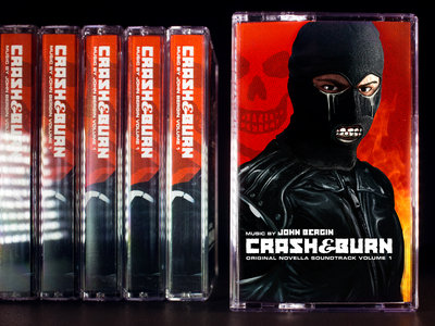 Crash & Burn Vol. 1 cassette main photo