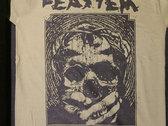 Herätkää! T-shirt (black on olive) photo