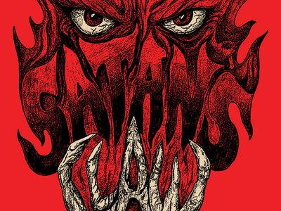 Satan's Claw A3 logo poster main photo