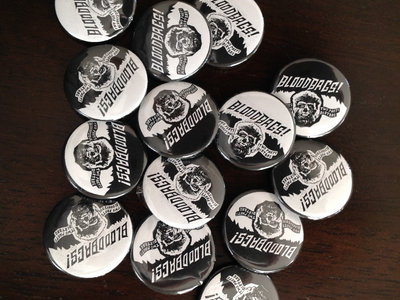 BLOODBAGS badges main photo