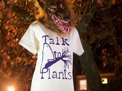 Talk to Plants T-shirt main photo