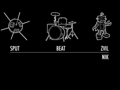 Sput/Beat/Zvil... NIK T-Shirt main photo