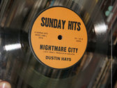"""Nightmare City (Limited Edition 7"""" Square Lathe Cut) photo"""