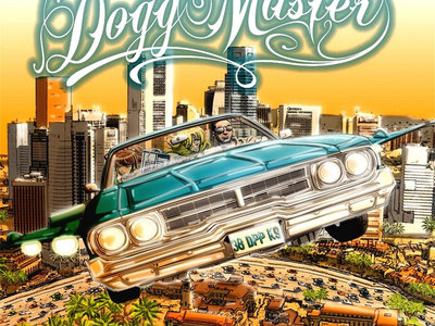 Dogg Master - Back In Town (CD Album) main photo