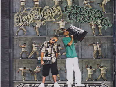 Dogg Master & Busta Brown - Like a Robot (CD Album) main photo