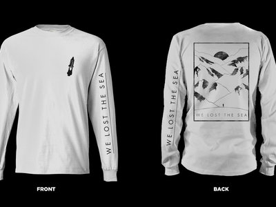 Mountains Long Sleeve - White main photo