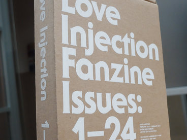 Love Injection Fanzine 2-Year Anniversary Box Set (Pre-Order) main photo