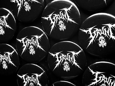 "Button ""Grunt Logo"" main photo"