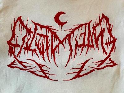 LEVIATHAN Logo Shirt - Red/White main photo