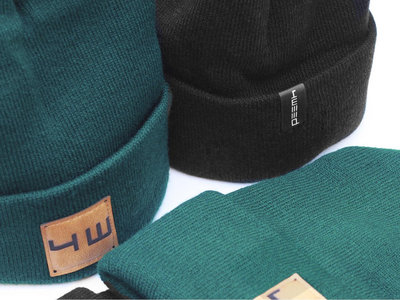 4Weed Records Beanie main photo