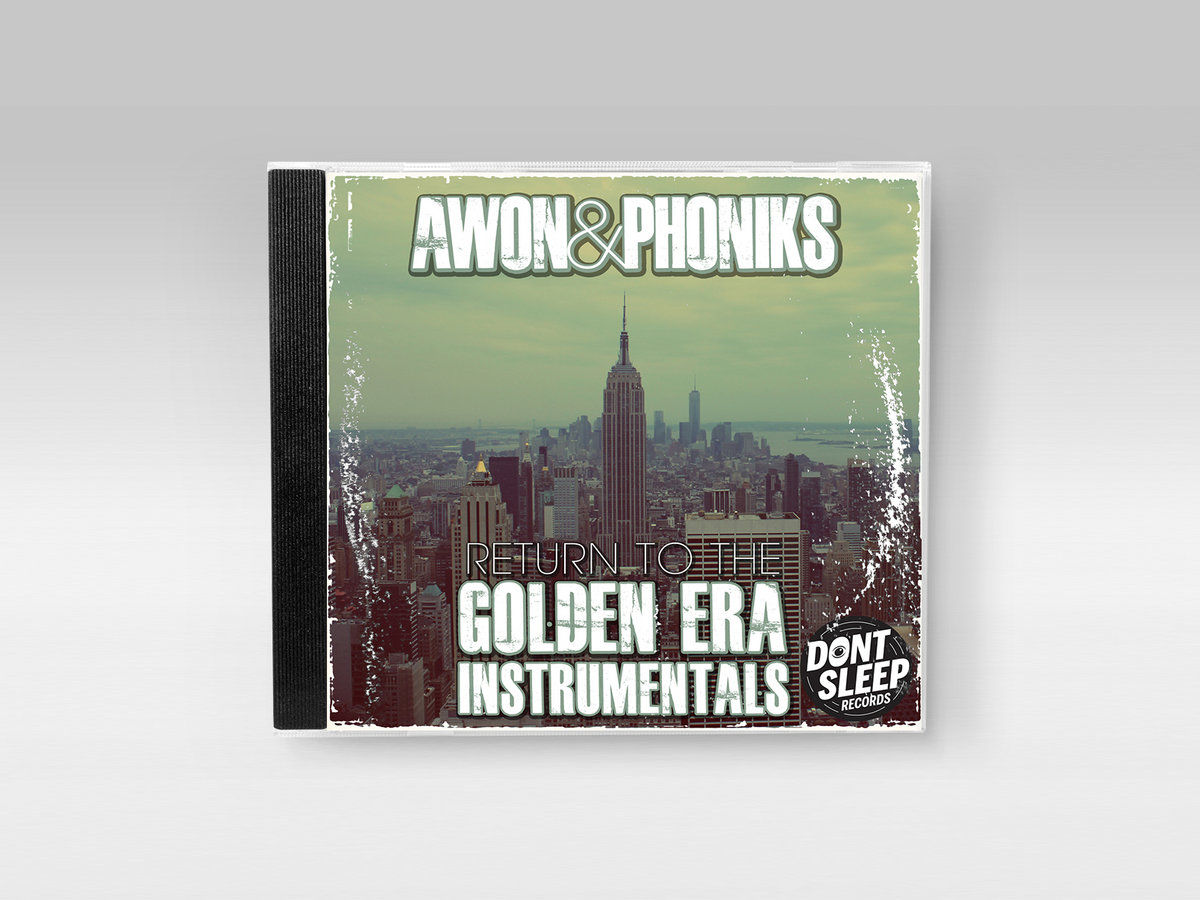 Move Back (Instrumental) | Awon & Phoniks