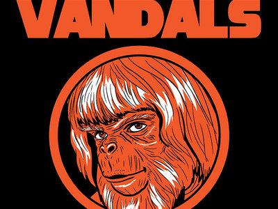 "The ""Paul Williams"" Vandals Ape Shirt - Back by Popular Demand!!! main photo"