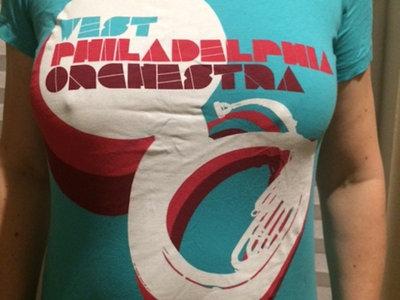 West Philadelphia Orchestra t-shirt main photo