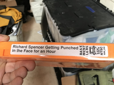 VXPX_018 - Richard Spencer Getting Punched in the Face for an Hour main photo