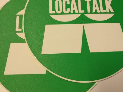 Local Talk Custom Slipmats main photo