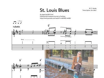 St. Louis Blues - Bill Frisell (solo) Chorus 1, 2 & 3 main photo