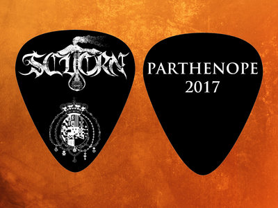 """Parthenope 2017"" Signature 1mm Picks main photo"