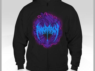 Planet Storm hoodie main photo