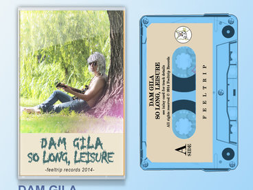 Limited Edition Dam Gila cassette main photo