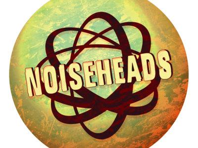 "Noiseheads - 2"" Sticker main photo"