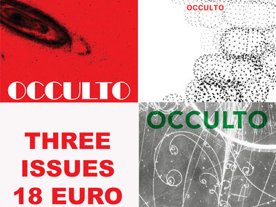 The Occulto Magazine tris deal main photo