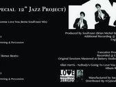 "Allan Harris - Soulfeast (Special 12"" Jazz Project) 12"" Vinyl Release! photo"