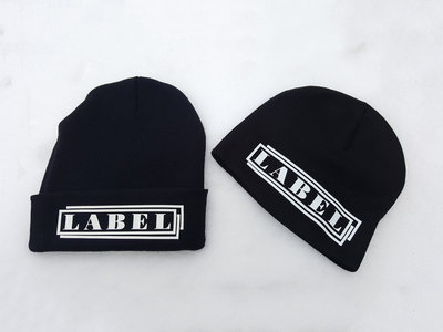 LABEL Beanie Knit Cap main photo