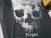 """Plague"" T-shirt and CD bundle photo"