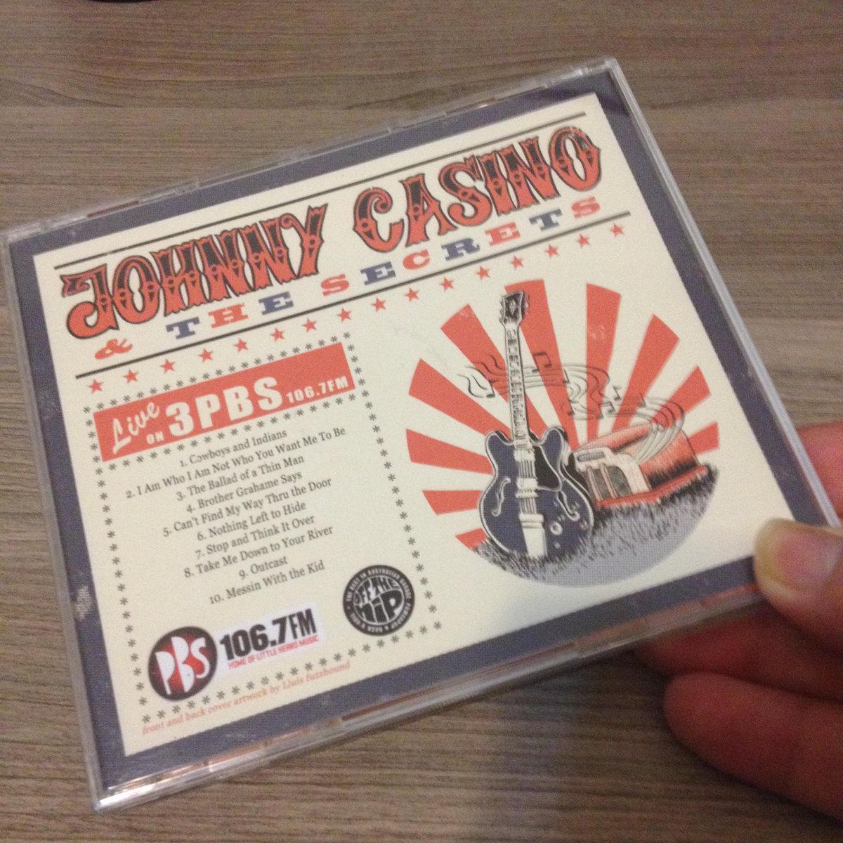 Live at 3pbs radio | JOHNNY CASINO