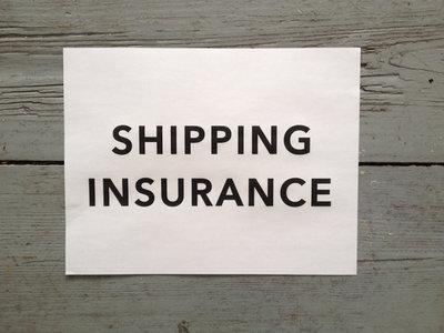 insured shipping / tracking main photo