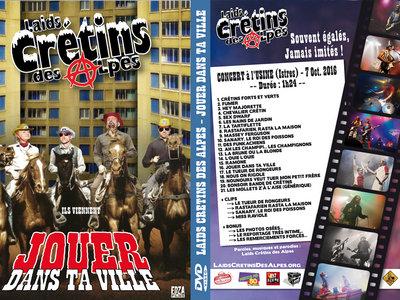 Jouer dans ta ville - DVD + CD main photo