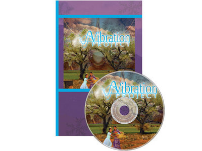 Vibration Project Book-CD main photo
