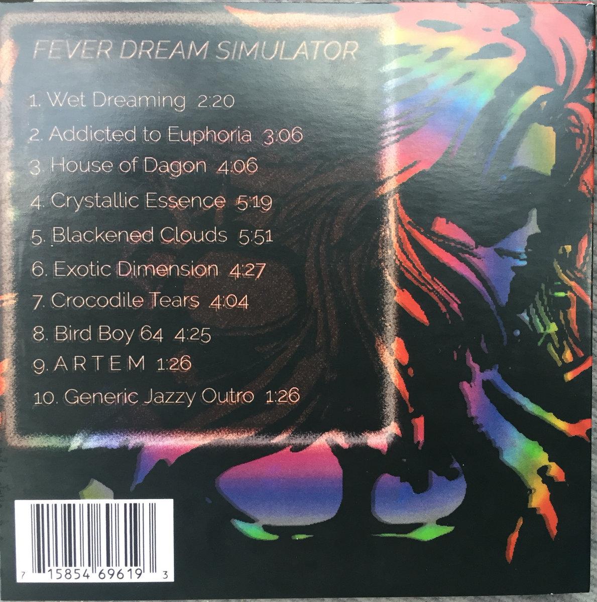 fever dream simulator | pluto castle