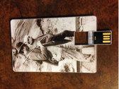 Muddy Boots - USB Wallet Card (4GB) photo