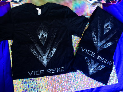 Vice Reine Silver Space V T-Shirt main photo