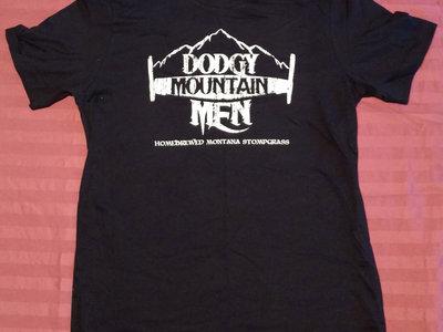 Men's Crosscut Saw T-shirt main photo
